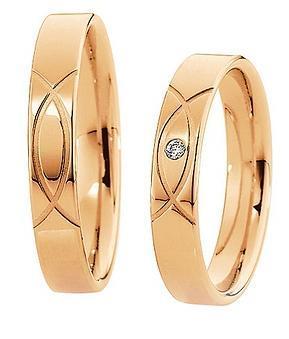 Snubní prsteny SN870380R