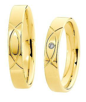 Snubní prsteny SN870380Y