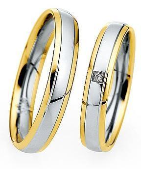 Snubní prsteny SN870700YW