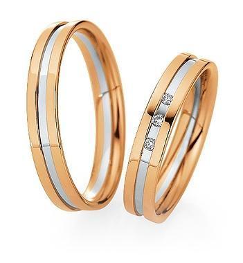 Snubní prsteny SN870720RW