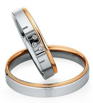 Snubní prsteny SN870740RW