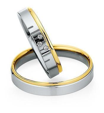 Snubní prsteny SN870740YW
