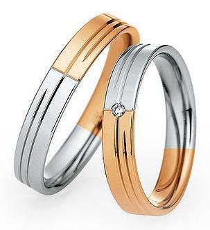 Snubní prsteny SN870760RW