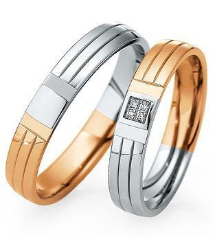 Snubní prsteny SN870780RW