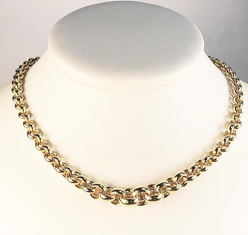 Zlatý náhrdelník 020849  - 1