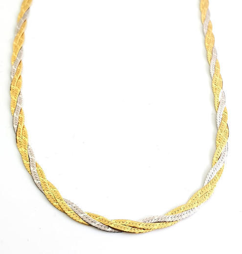 Zlatý náhrdelník 12052020  - 1