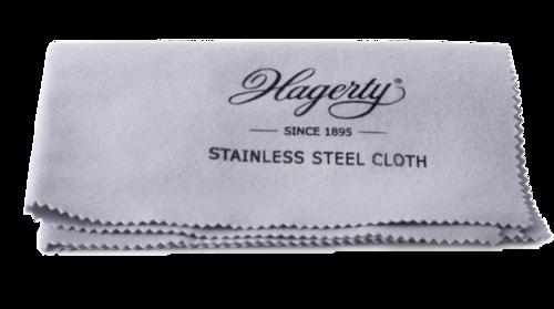 Hagerty čistící utěrka na nerez ocel  - 2