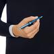 MONTBLANC PIX Petrol Blue Ballpoint Pen 119351 - 2/4