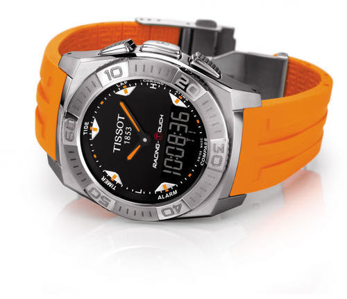 TISSOT RACING-TOUCH T002.520.17.051.01  - 2
