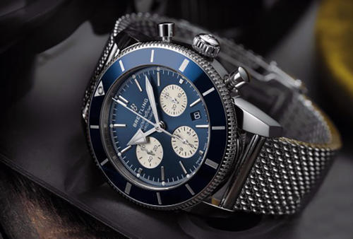 BREITLING SUPEROCEAN HERITAGE II B01 Chronograph 44 AB0162161C1A1  - 2