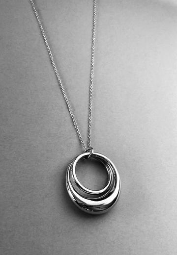 Calvin Klein náhrdelník Fluid KJ3XMP000100  - 2