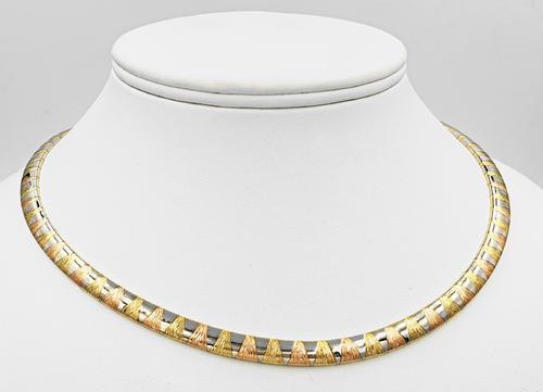 Zlatý náhrdelník 03062020  - 2