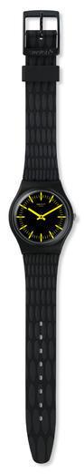 Swatch hodinky GB304 GIALLONERO  - 2