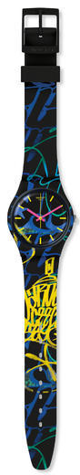 SWATCH hodinky GB318 NIGHTCLUB  - 2