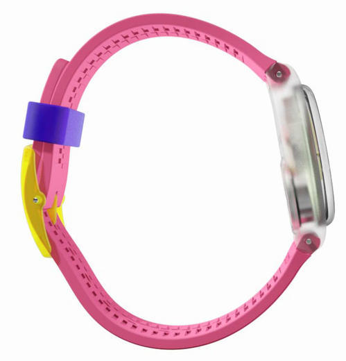 Swatch hodinky GE256 FLUO PINKY  - 2