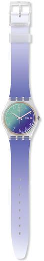 SWATCH hodinky GE718 ULTRALAVANDE  - 2