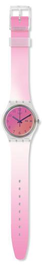 SWATCH hodinky GE719 ULTRAFUSHIA  - 2