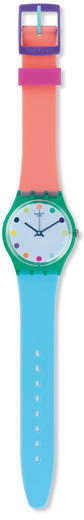 SWATCH hodinky GG219 CANDY PARLOUR  - 2