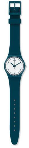 Swatch hodinky GG222 PETROLEUSE  - 2