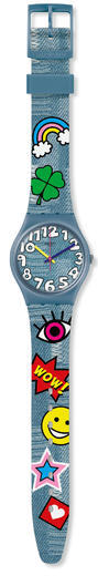 Swatch hodinky GS155 TACOON  - 2