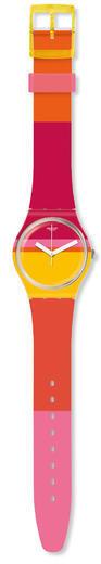 SWATCH hodinky GW198 ROUG'HEURE  - 2