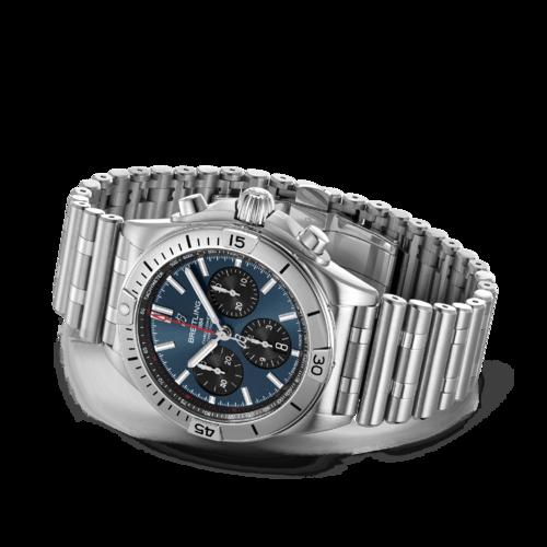 BREITLING Chronomat B01 42 AB0134101C1A1  - 2