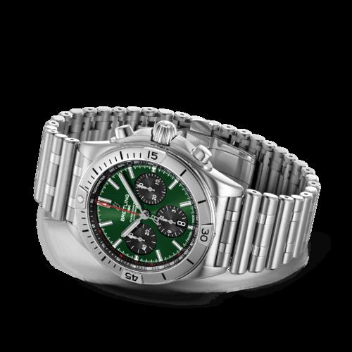 BREITLING Chronomat B01 42 AB01343A1L1A1  - 2