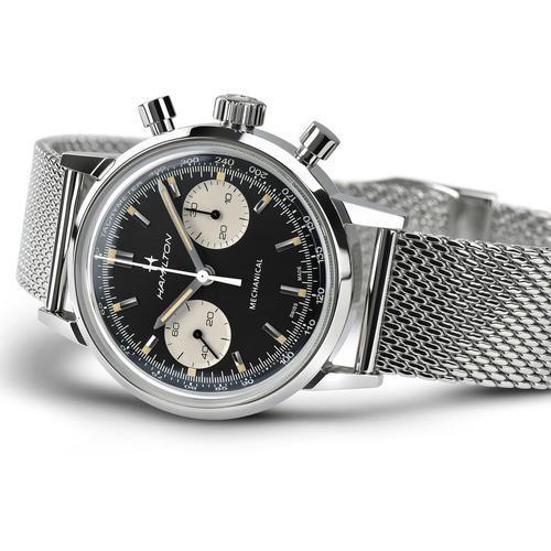 HAMILTON American Classic Intra-Matic Chronograph H H38429130  - 2