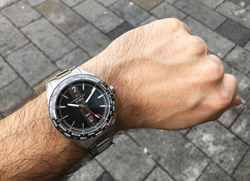 HAMILTON Broadway GMT Limited H43725131  - 2