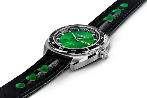 HAMILTON PAN EUROPE green H35415761  - 2