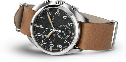 HAMILTON PILOT PIONEER QUARTZ H76522931  - 2