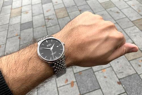 MIDO Baroncelli Chronometer M027.408.11.051.00  - 2