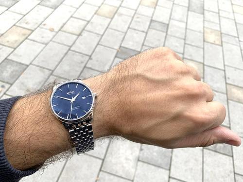 MIDO Baroncelli Chronometr M027.408.11.041.00  - 2