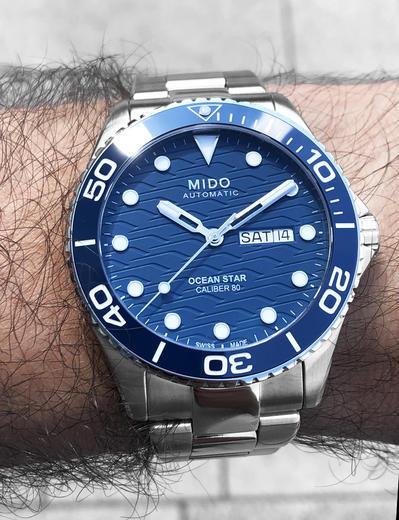 MIDO Ocean Star 200C M042.430.11.041.00  - 2