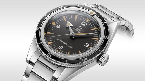 OMEGA Seamaster 300 The 1957 Trilogy limited edition 234.10.39.20.01.001  - 2