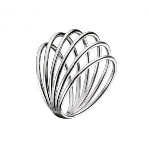 Calvin Klein prsten Fly KJ32AR010108  - 2