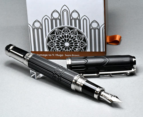 MONTBLANC Writers edition Homage to Victor Hugo plnící pero 125510  - 2