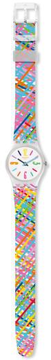 SWATCH hodinky LK389 TADELAKT  - 2
