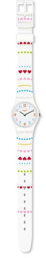 SWATCH hodinky LW164 HERZLICH  - 2