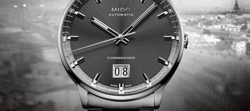 MIDO Commander Big Date M021.626.11.061.00  - 2