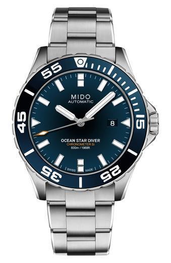 MIDO Ocean Star Diver 600 M026.608.11.041.00  - 2