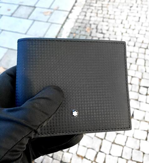 MONTBLANC peněženka Extreme 8cc 116362  - 2