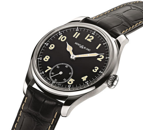 Montblanc 1858 Manual Limited Edition 113860  - 2