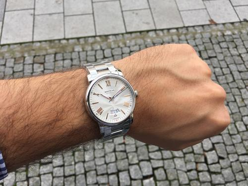 Montblanc 4810 Day-Date 114852  - 2