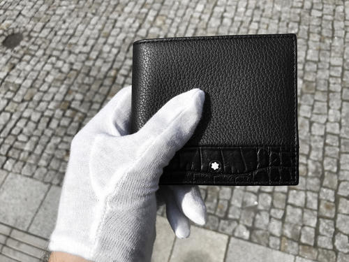 MONTBLANC peněženka Meisterstück Soft Grain 4cc 118758  - 2