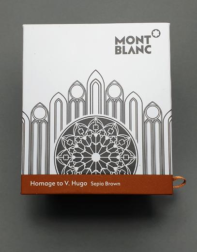 Montblanc inkoust MB125932 Homage to Victor Hugo  - 2
