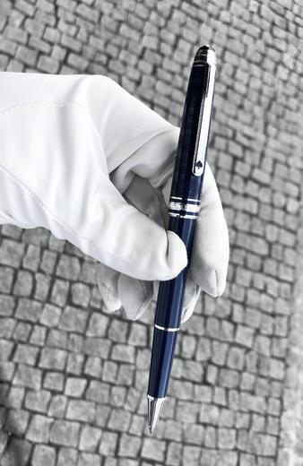 MONTBLANC Meisterstuck Around the World in 80 Days roller 126346  - 2