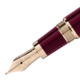 MONTBLANC John F. Kennedy Special Edition Burgundy Fountain Pen 118051 - 2/2