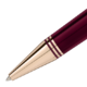 MONTBLANC John F. Kennedy Special Edition Burgundy Ballpoint Pen 118083 - 2/5