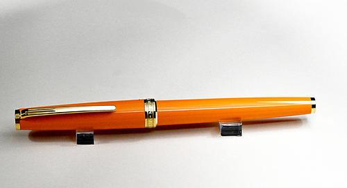 MONTBLANC PIX Orange Roller 119902  - 2